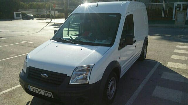 Ford Tourneo Connect 2013