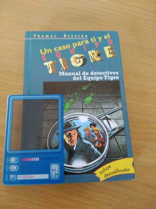 Manual de detectives del equipo tigre