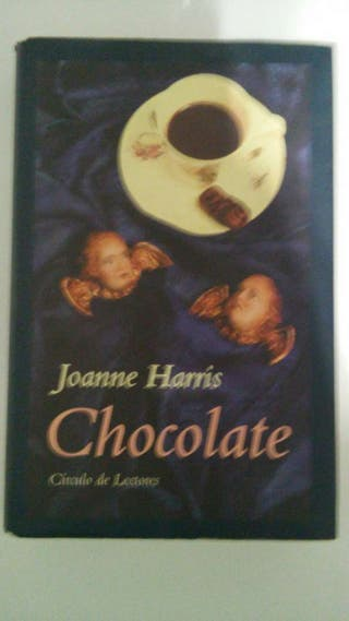 Libro Chocolate, de Joanne Harris.