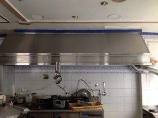 Campana para restaurante de segunda mano en wallapop - Campanas de cocina de segunda mano ...