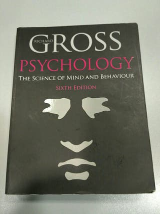 Psychology - Richard Gross