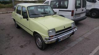 Renault siete tl 1980