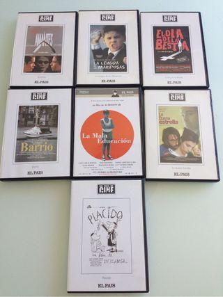 Colección DVD's El Pais