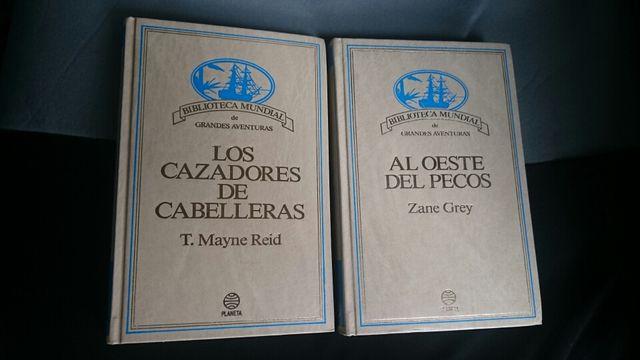 2 Libros Editorial Planeta