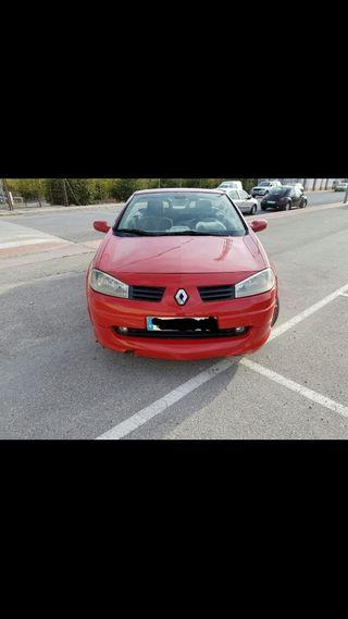 Renault Megane Cabrio