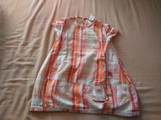 Vestido niña talla 2