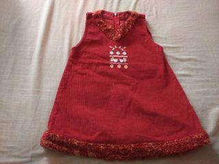 Vestido Niña 2-3 años