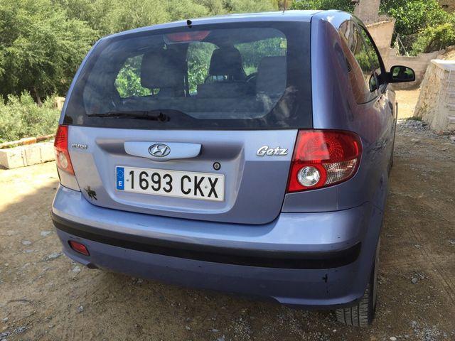 Hyundai Getz 2004 1.1