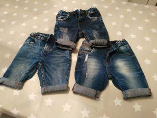 Pantalones vaqueros( zara)