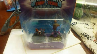 skylanders trap team mini especial magia