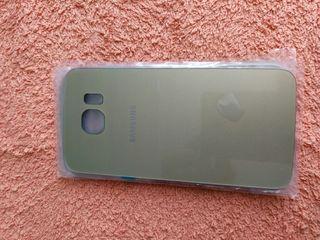 Tapa Trasera Samsung Galaxy S6 dorado