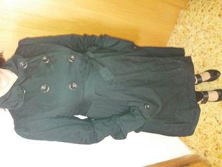 chaqueta negra 36-38