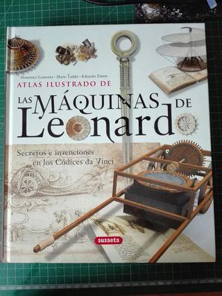 ATLAS LAS MÁQUINAS DE LEONARDO