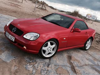 Mercedes-Benz SLK 230 AMG NEGOCIABLE