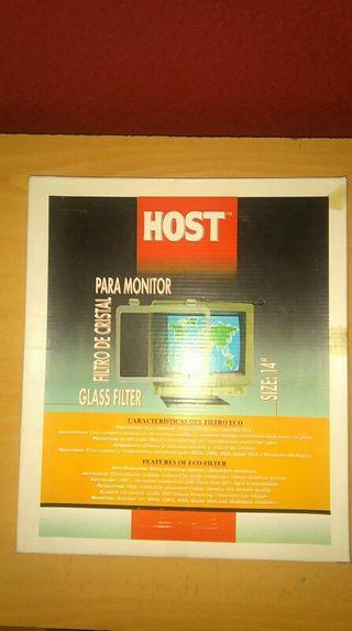 Filtro de pantalla para monitores