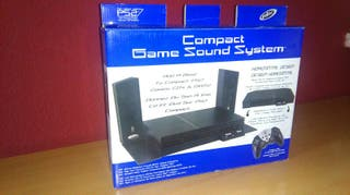 Soporte multimedia para PS2 Slim
