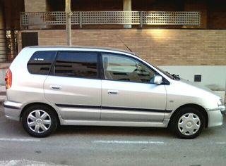 Se vende, coche mitsubishi Space Star 2002