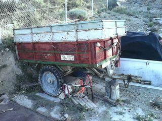 remolque agricola 1500 kg