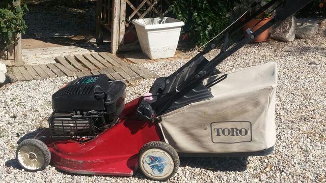 Super Precio Cortacesped Toro. 555 Recycler.