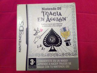 Magia en acción Nintendo DS