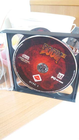 JUEGO PARA PC DOOM 3!