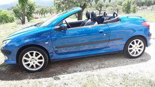 Peugeot 206 2.0 gasolina