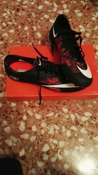 Zapatillas nike cr7 futbol
