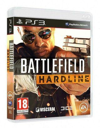 Battlefield Hairdline Ps3