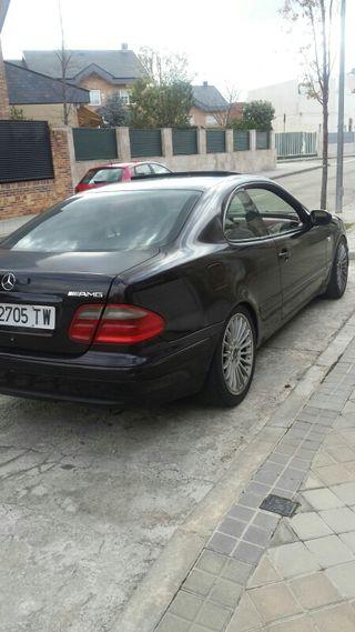 Mercedes-benz Clk (208) 1998