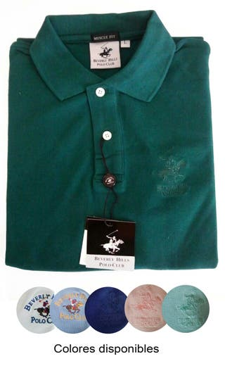 polo hombre Beverly Hills