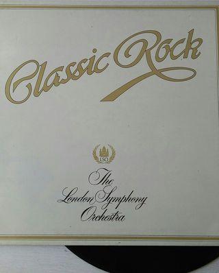 Disco vinilo THE CLASSIC ROCK