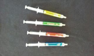 Bolis y lápices