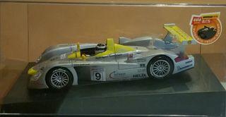 Coche scalextric Audi R8