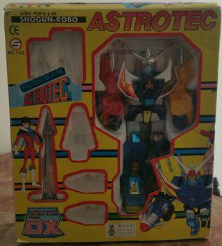 Robot Shogun-Robo Astrotec