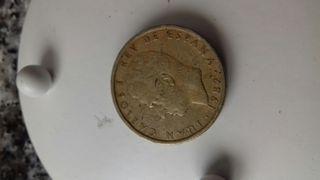moneda pesetas