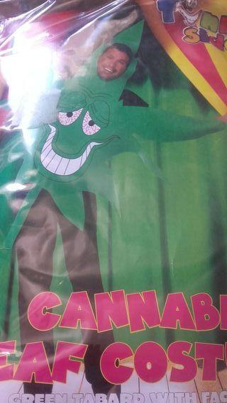 Disfraz cannabis