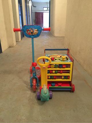 Kit juguetes