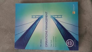 NEW --- Operations management