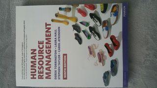 NEW --- Human resource management