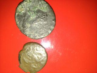 Monedas romanas