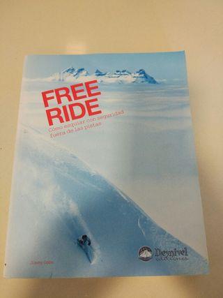 free ride esquiar fuera de las pistas jimmy oden