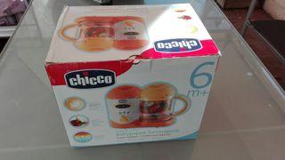 Robot de cocina de Chicco.