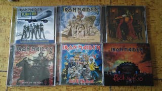 Recopilatorio Iron Maiden