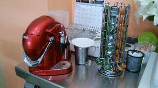 cafetera capsula stracto