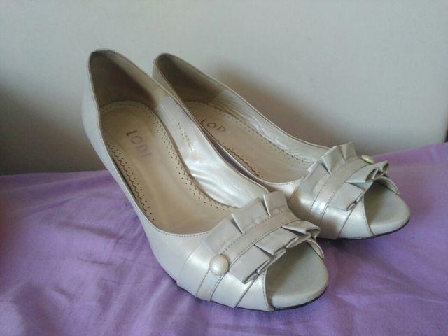 zapatos novia de segunda mano por 10 € en oviedo en wallapop