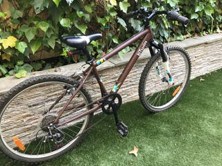 Bicicleta BTT Junior 24 Pulgadas