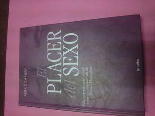 """Libro""""El placer del sexo""""."""