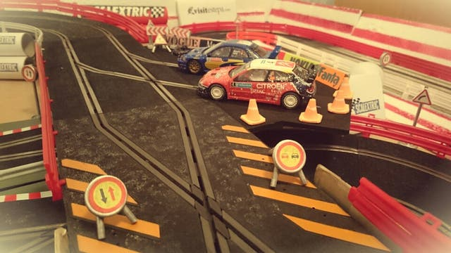 Material Scalextric