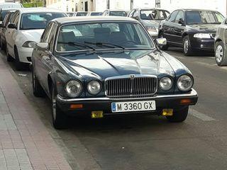 Jaguar Xj 1985