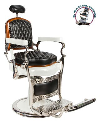 Sillon de Barbero antiguo Jaso de 1930